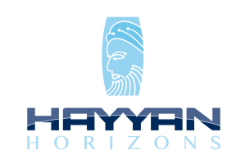 Hayyan Horizons Information Technology Logo