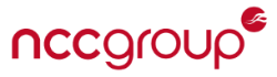 NCC Group PLC Logo