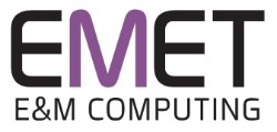 E & M COMPUTING LTD. Logo