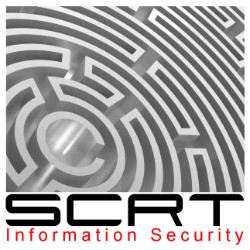 SCRT Information Security Logo
