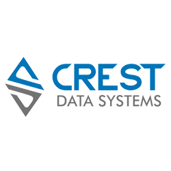 Crest Data Systems Logo